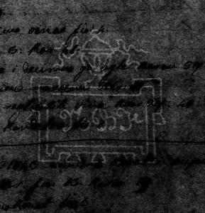 Oltar s kaležom i slovima M, B i K