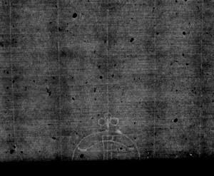 Samostrel u polukrugu s trolistom