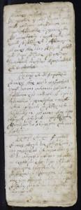 Matična knjiga umrlih 1761. – 1777.
